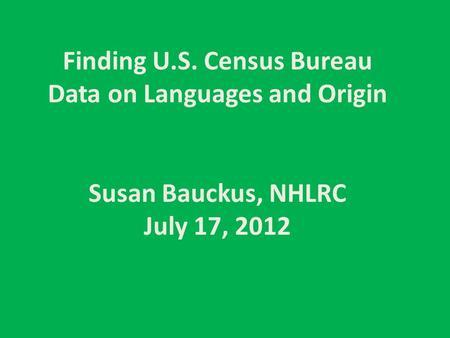 The 2010 census census 2010 contacts 145 million for Census bureau title 13