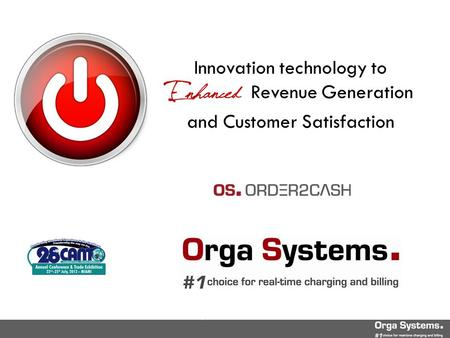 Innovation technology to Enhanced Revenue Generation and Customer Satisfaction.