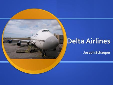 pest analysis delta airlines Delta airlines joseph schaeper pest analysis and industry analysis history of  delta airlines since it was founded in 1924, delta has grown.