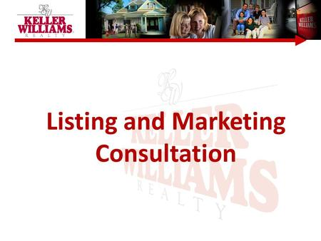 Listing and Marketing Consultation. Swap business cards – your eMail address?