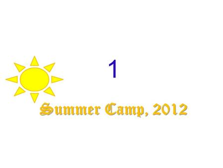1 Summer Camp, 2012. Intervention Strategies for Challenging Behaviours Bushra Shahab-OUP (0332-3799529)