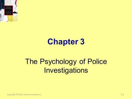dissertations on forensic psychology