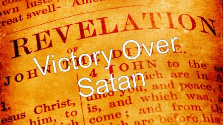 Revelation 12:7-11 And there was war in heaven, Michael and his angels waging war with the dragon. The dragon and his angels waged war, and they were.