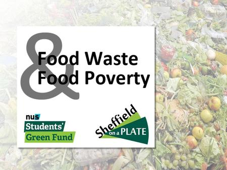 Food Waste and Food Poverty Facts about Food Waste Globally In September 2013 a UN report revealed that 1.3 billion tonnes of food were wasted globally.