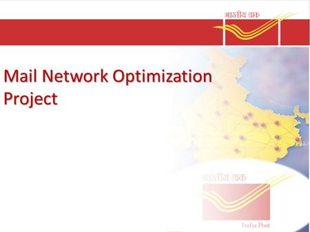 Mail Network Optimization Project