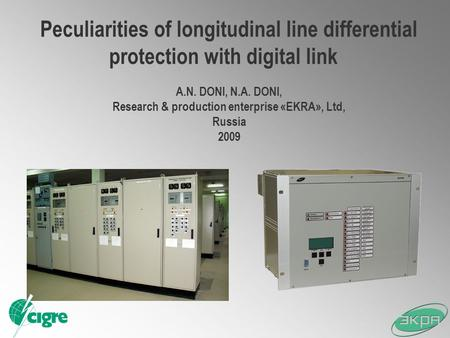 Research & production enterprise «EKRA», Ltd,