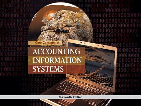 Chapter 3: Documenting Accounting Information Systems