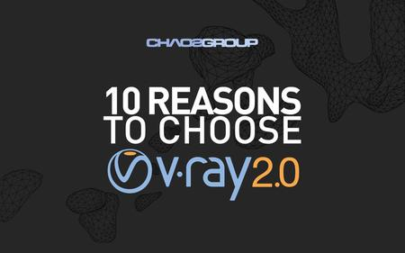 For over a decade Chaos Group's flagship rendering software, V-Ray ®, has set the standard for speed, reliability, ease of use, and render quality. With.