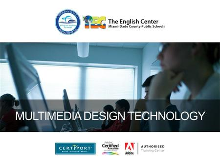 MULTIMEDIA DESIGN TECHNOLOGY. BY ROBERTO M. KRENEK BS Industrial Designer / Graphic Art Director / Webmaster / Web Designer Commercial Art Instructor.