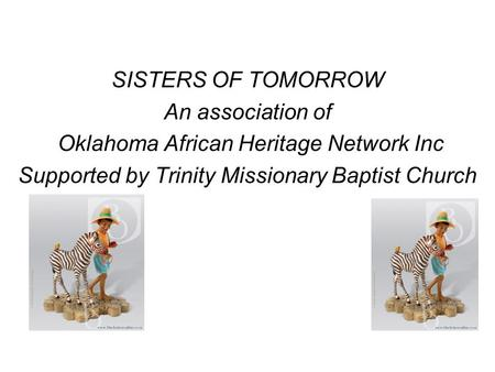 Oklahoma African Heritage Network Inc