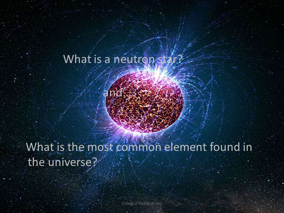 Neutron stars are the collapsed cores of some massive stars.