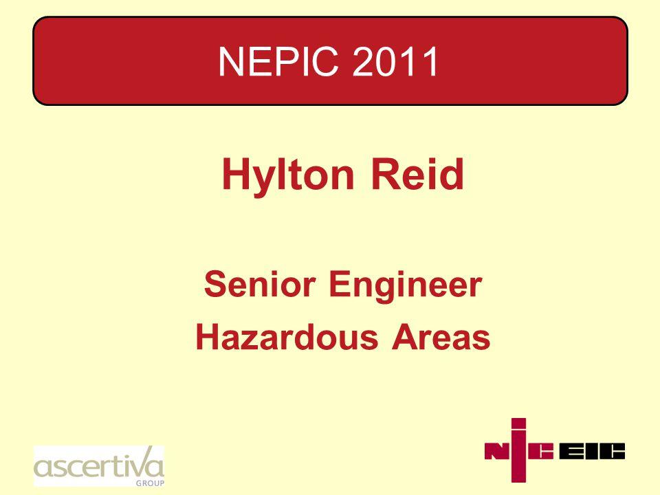 Agenda for Today Competence in Hazardous Areas The NICEIC Hazardous Area Scheme Legal Obligations