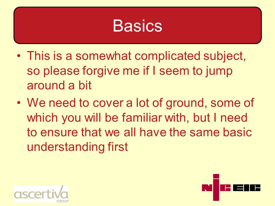 Competence 1 Many people, when asked, would admit to being competent in some way What I wish to discuss is Demonstrable Competence I.