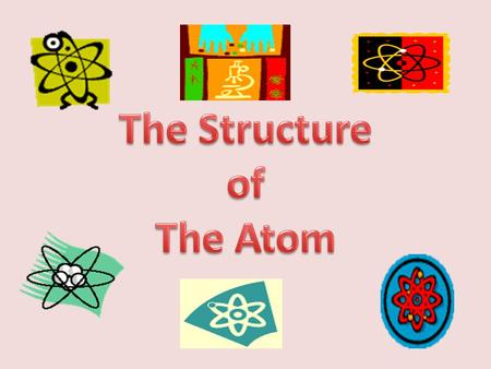 Atom An atom is the smallest particle of an element that retains the chemical properties of that element. Atoms consist of two regions. The nucleus is.