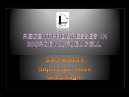 Microbial Fuel Cells : Novel Biotechnology For Energy Generation Microbial fuel cells (MFCs) have emerged in recent years as a promising yet challenging.