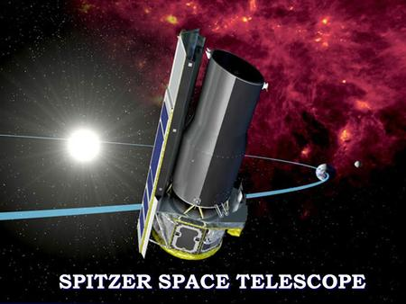 SPITZER SPACE TELESCOPE. The Rationale for Infrared Astronomy reveal cool states of matter reveal cool states of matter explore the hidden Universe.