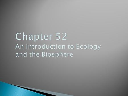  2.d.1 – All biological systems from cells and organisms to populations, communities, and ecosystems are affected by complex biotic and abiotic interaction.