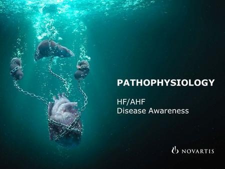 PATHOPHYSIOLOGY HF/AHF Disease Awareness. HF=heart failure; LV=left ventricular 1. Alla et al. Heart Fail Rev 2007;12:91–5; 2. Gheorghiade et al. Am J.