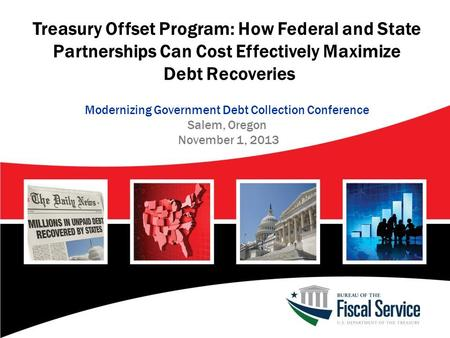 Modernizing Government Debt Collection Conference