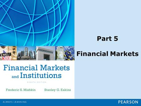 Chapter 11 The Money Markets