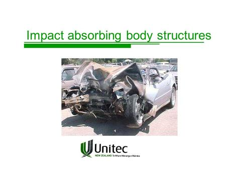 Impact absorbing body structures
