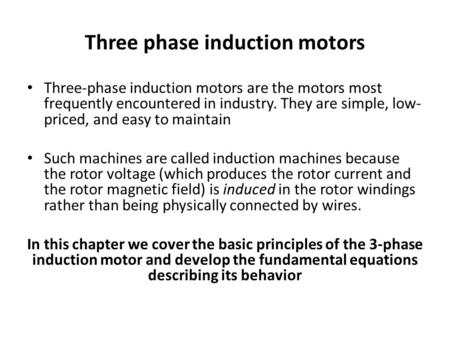 speed control of dc machine engineering essay A dc motor is any of a class of rotary electrical machines that converts direct  current electrical  a dc motor's speed can be controlled over a wide range,  using either a variable supply voltage or by  electrical engineer's reference  book.