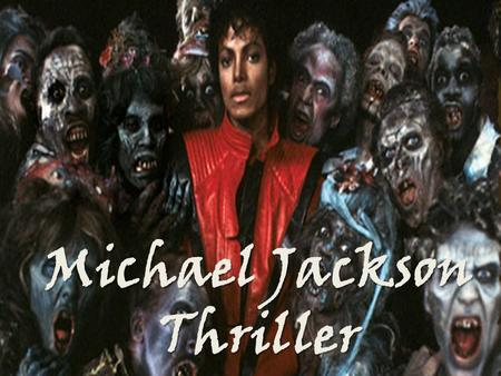 Michael Jackson Thriller. Biografy King of Pop, Michael Joe Jackson, and singer and dancer, was also known for his eccentricities. The singer joined the.