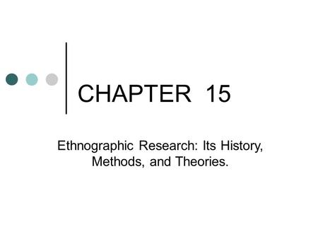 ethnography ethics and methodology Document title: criminological ethnography: risks, dilemmas and their negotiation author(s): joe yates document no: 208043 date received: december 2004.