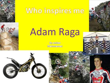 Adam Raga. Born April 6 1982 in Ulldecona Spain. He has won 4 indoor world championships and 2 outdoor world championships. He has the best record in.
