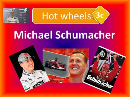 Michael Schumacher Hot wheels 3c. 1990 Wins German Formula Three championship. 1991 Formula One debut for Jordan, but moves to Benetton after one race.