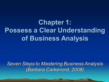 chapter 1 understanding business acti Summary: book understanding business, chapter 1-18  from inquiry to understanding - chapter 1  and keep all that business's profits profits act as .