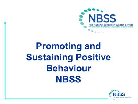 Promoting and Sustaining Positive Behaviour NBSS.