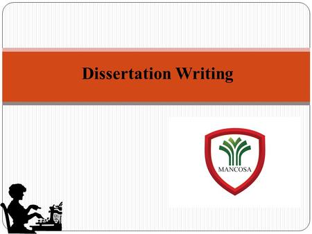 Dissertation Writing. Chapter 1 Introduction 1. Introduction –a short paragraph that prepares the reader for what is to follow. 1.1 Background to the.