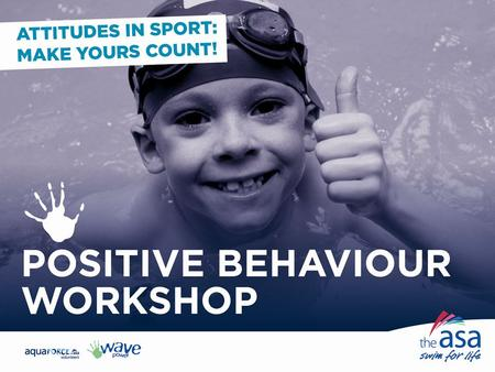 The attitude and behaviour of parents and spectators has a strong impact on the way in which a child approaches sport. Over recent years, parent and spectator.
