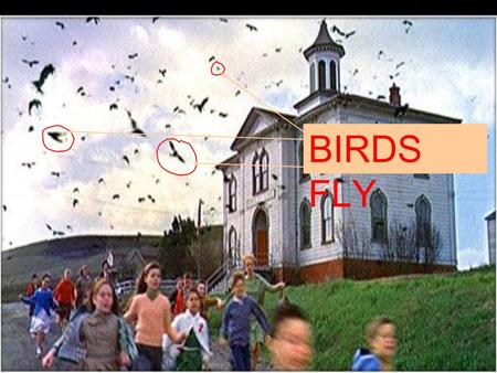 BIRDS FLY. is a bird Birds fly Tweety is a bird Tweety flies DEFEASIBLE NON-MONOTONIC PRESUMPTIVE?