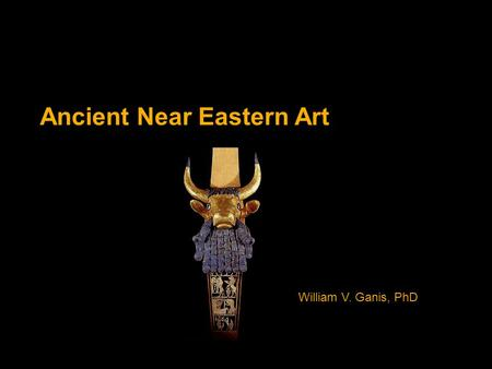 Ancient Near Eastern Art