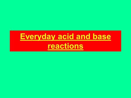 Everyday acid and base reactions. Calcium carbonate and rocks. Limestone is also largely composed of calcium carbonate. Bath Stone (Greater Oolite) is.