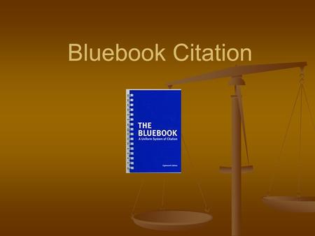 blue book research paper format Legal research and citation style in the format for citations to legal materials is different from the format for scholarly citations to even though it is the.