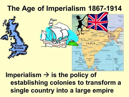 the movement of power in the age of imperialism Only the continuing expansion of british power in india hinted at what   philosophical, and artistic movements unique intellectual ferment had.
