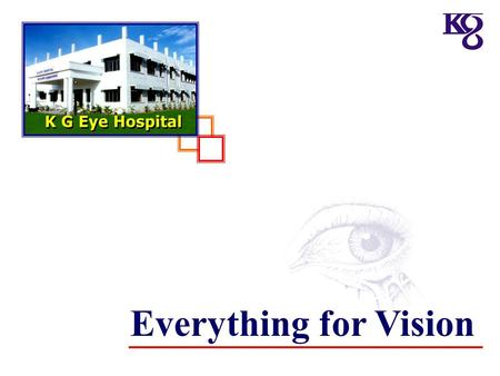 Everything for Vision. Saravanampatti Coimbatore Arts College Road Coimbatore.