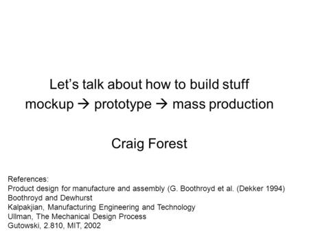 product design for manufacture and assembly boothroyd pdf