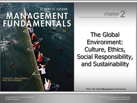 fundamentals of management ethics and social Fundamentals of management toronto ethics, corporate social responsibility, and decision making 117 four views of ethics 118.
