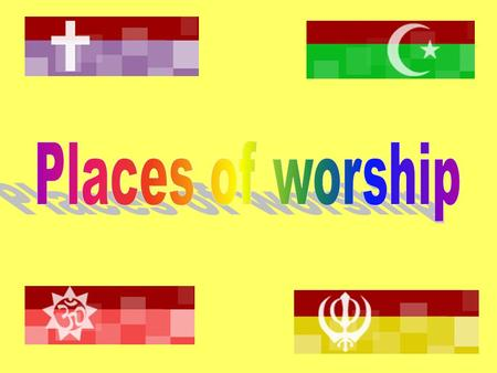 Christians worship in churches Christianity is the largest world religion, with over 1 billion followers worldwide. There are more than 6 million.