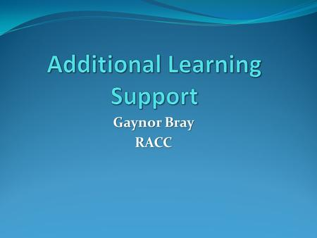 "Gaynor Bray RACC. 16-19 Funding Statement Dec 2010 ""Real-terms reduction in the funding per learner""; ""...redirected investment towards provision for."