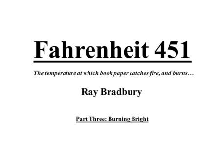 siddhartha vs fahrenheit 451 Solution architect vs application  system study questions 1 kings study guide questions siddhartha study  guide youtube study questions for fahrenheit 451 study.