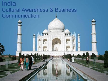 India Cultural Awareness & Business Communication