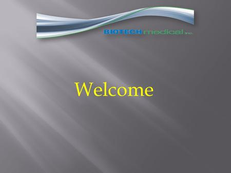 Welcome. Who are we and what do we do? We distribute high quality medical and consumer therapeutic bedding products to the homecare market.