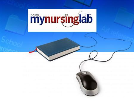 How can MyNursingLab Help? Saves you time Focuses your study Tracks your progress Provides many study resources in one place.