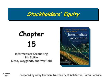 intermediate accounting equity Acct 352 intermediate accounting iii office: jh3208 stockholders' equity, earnings per share, accounting changes and statement of cash flows.