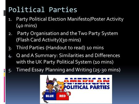 which statement about the relationship between interest groups and political parties is true